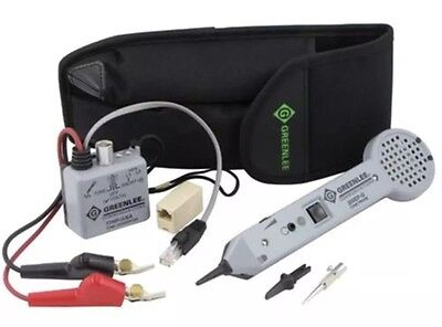 New Greenlee Professional 701K-G Tone and Probe Tracing Kit