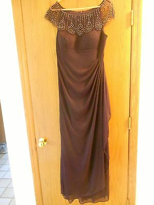 womens long dress (Mother of the Bride) size 10