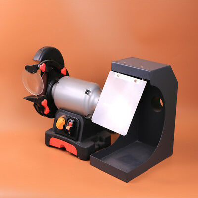 Dental Cutting and Polishing Lathe with Low Noise Stepless Speeds for Polishing