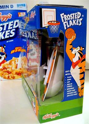Kelloggs SPORTS Breakfast Set! TONY the TIGER Childs Dish~Plate~Cereal Bowl~Cup