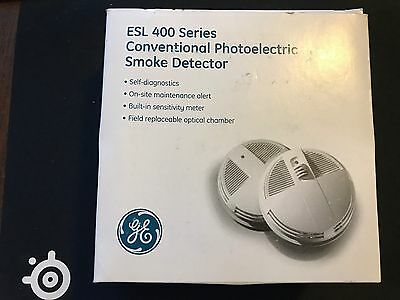 ESL 449CSRT 400 Series , Conventional Photoelectric Smoke Detector