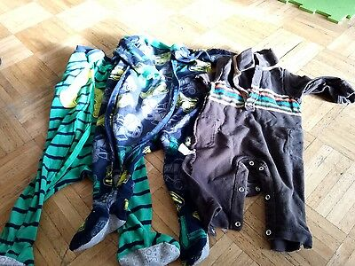 Lots of 12 3-12 months boy jumpsuit