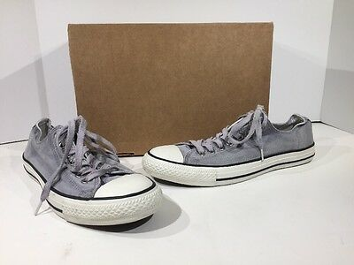 CONVERSE ALL STAR Unisex Dolphin Men's 9 Women's 11 Sneakers Shoes X1-2140*