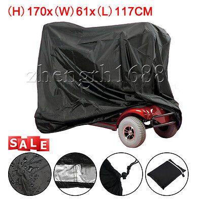 Standard Mobility Scooter Storage Rain Cover Waterproof