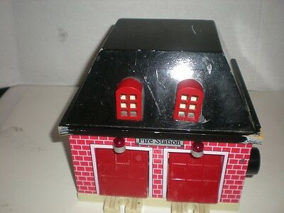 Brio and Thomas Compatible Fire Station