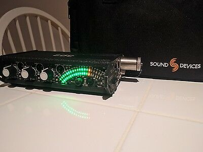 Sound Devices 302 in Great Cosmetic Condition!