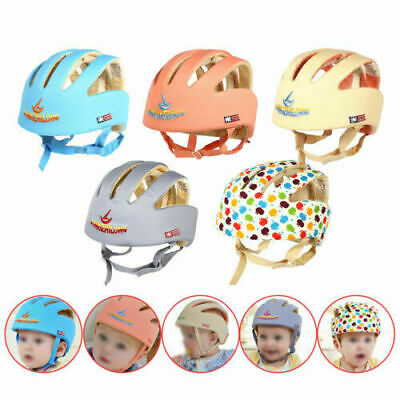 Infant Toddler Safety Helmet Baby Kid Head Protect Hat For Walking Crawl E Style