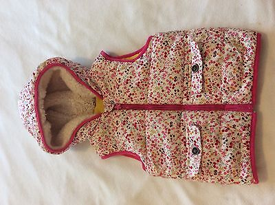 Baby Girls Mothercare Gilet