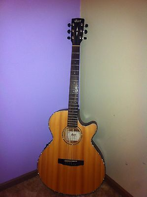 Cort SFXE Electric Acoustic Guitar