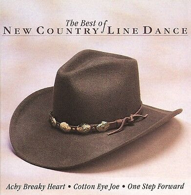 Various Artists - The Best Of New Country Line Dance CD