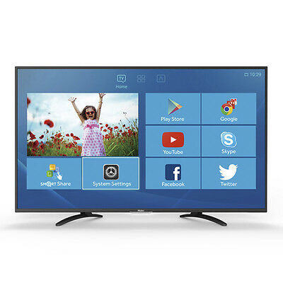 """Haier Android TV 32"""" Smart TV WiFi LED"""