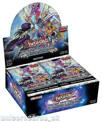 YuGiOh! Duelist Pack Dimensional Guardians Box x36 Booster Packs :: Brand New An