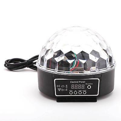 20W MagicBall RGB LED Lamp Flat Party Night Light Stage Club Festival Decoration