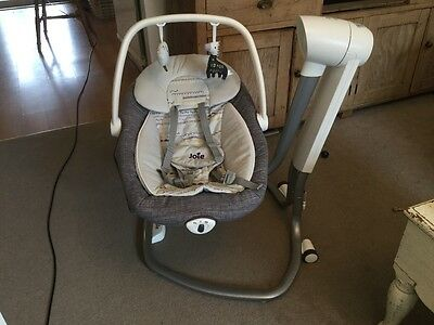 Joie serina 2 in 1 swing and rocker