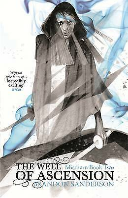 NEW The Well of Ascension By Brandon Sanderson Paperback Free Shipping