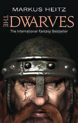 NEW The Dwarves By Markus Heitz Paperback Free Shipping