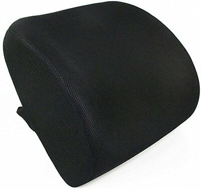 Cushion Memory Foam Lumbar Support Lower Back Pain Relief Home Office Car Seat