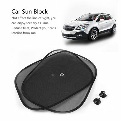 Auto Car Front Rear Side Window Sunshade Sun Shade Sun Reflective Shade Cover OK