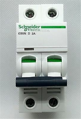 Ic65n 2P D2a Air Circuit Breaker Switch Small Schneider New M
