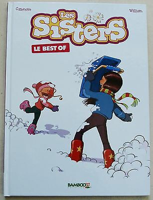 Les Sisters Le Best Of CAZENOVE & WILLIAM éd Bamboo