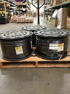 250ft of new Parker Oil Resistant Air & Water Hose (7095-50200)