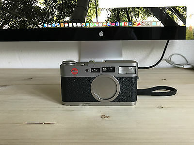 leica cm 35mm compact film camera with 40mm f2.4 lens