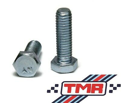 """5 X 1/2"""" Unf Fully / Part Threaded  Bolts Zinc Plated"""