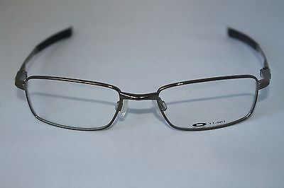 OAKLEY Bottle Rocket 2.0 11-961 Black Chrome RX Eyeglasses 50MM Authentic