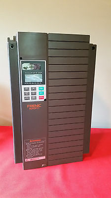 Used Excellent Fuji Frenic 5000P11 Frn020P11S-2Ux High Performance 20Hp Inverter