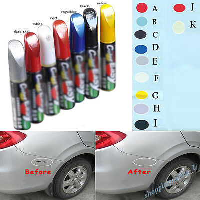 1X Fix It Pro Clear Car Coat Scratch Cover Remove Repair Waterproof Painting Pen