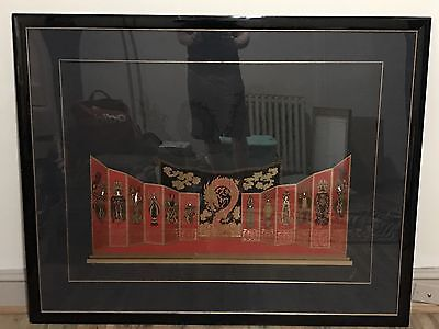 Erte Mah-Jongg Limited Edition Hand Signed Numbered Print