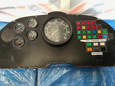 Optare Excel complete Dash Panel Bus Part Ref 191