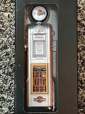Harley Davidson 1930's Replica Wayne Gas Pump Bank 1:12 Scale