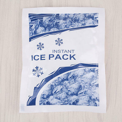 Instant Ice Pack for Emergency First Aid Kit Food Storage Fresh Cooler