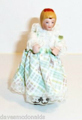 Dolls house miniature doll - 1/12