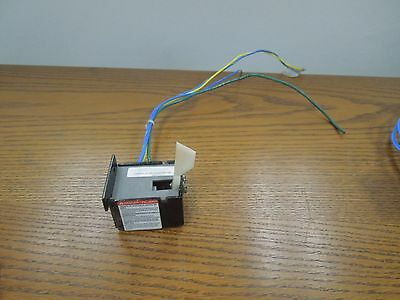 Square D PA11212 11A 250V Auxiliary Switch Used