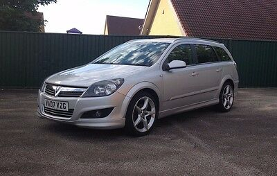 2007 Vauxhall Astra 1.8 SRi 5dr Estate X-Pack (AUTO)