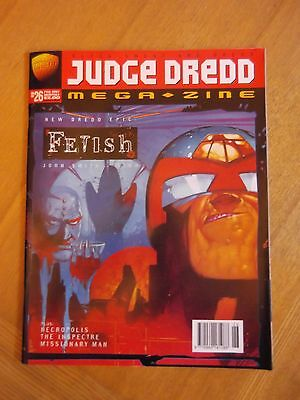 Judge Dredd Magazine 26