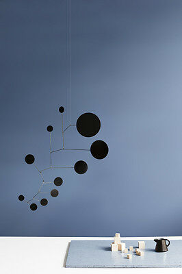 Mobilee  Black Dot Hangingmobile Mobile