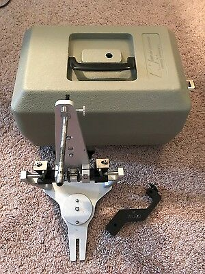 Whip Miix 3840 Dental Articulator with missing Incisal Table