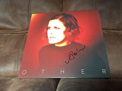 Alison Moyet - Other - Signed Vinyl LP - 2017 In Stock Ready To Ship! Mint!
