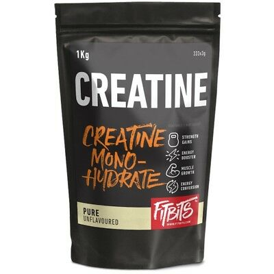 Creatine Monohydrate Pure Powder Plant Based N/ Synthetic Hydrolised  Fast Absrb