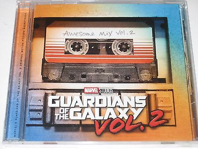 GUARDIANS OF THE GALAXY vol 2 soundtrack cd NEW/SEALED