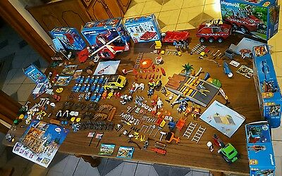 Very Large Playmobil Lot From 1974+ (3201) - (7969)Loose +CIB
