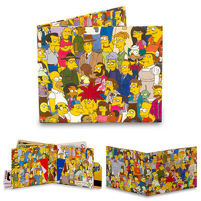 Dynomighty 'Mighty' Wallet - The Simpsons