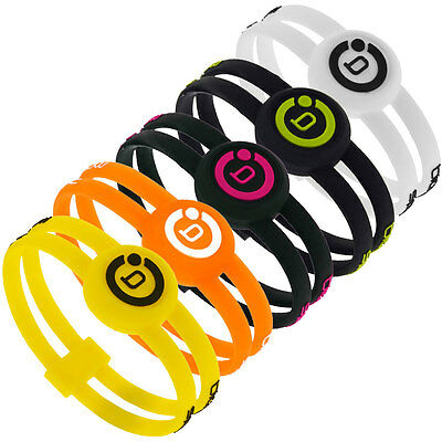 Bioflow Sport Twin Magnetic Therapy Wristband - VARIOUS COLOURS