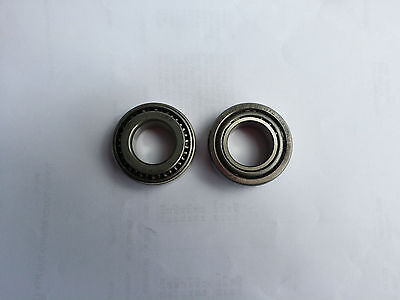 Pyramid Parts Taper Roller Bearing 44-22-23.5 sizes METRIC