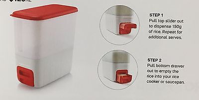Tupperware ~*~ Rice Dispenser ~*~ Brand New ~*~ Don't Miss This One ~*~ L@@K!!