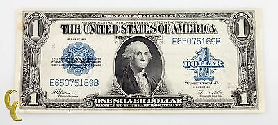 Series of 1923 $1 US Silver Certificate Large Size Speelman/White (VF Condition)
