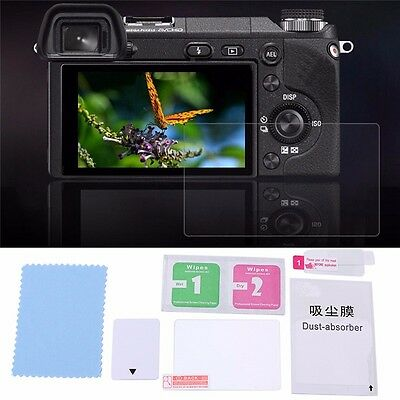 Pro Tempered Glass Film Camera LCD Screen Protector Guard for Canon 70D 77D 80D